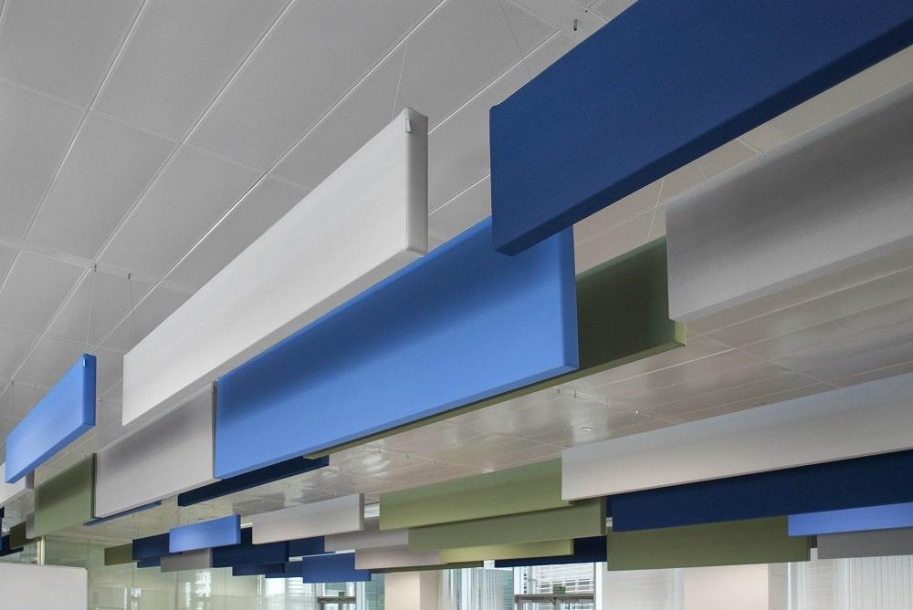 Baffle Tavan Panelleri