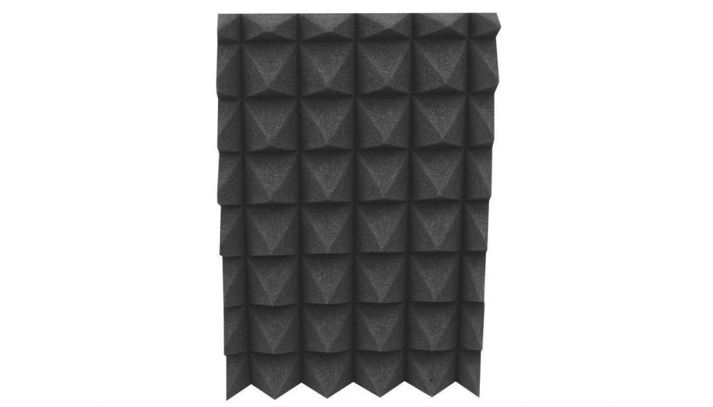 Akustik Piramit Köpük
