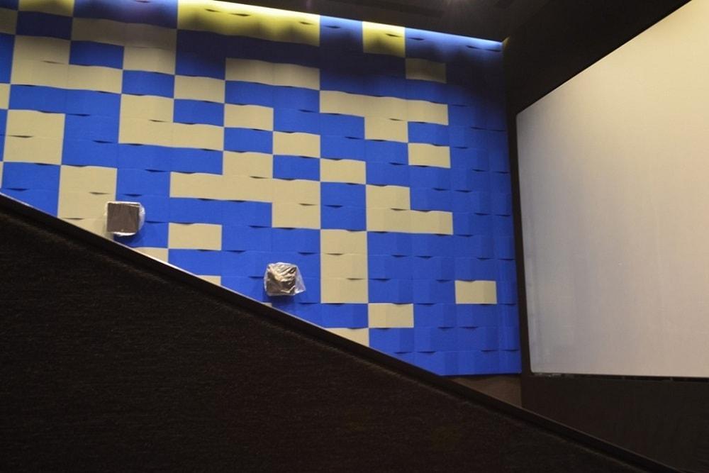 Akustik Panel Kaplama
