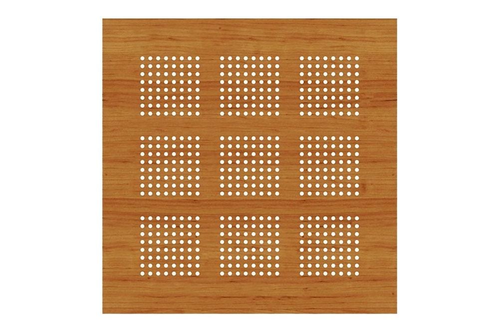 Delikli Tavan Panelleri